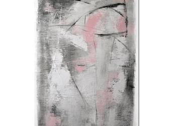 Grot 4, abstrakcja, nowoczesny obraz ręcznie malowany