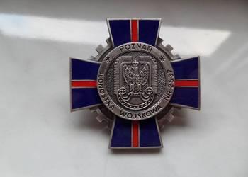 Odznaka - Jednostka Wojskowa 2537 POZNAŃ