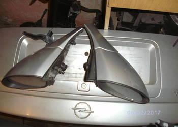 Lusterka zewnętrzne Opel Vectra B 2001r.