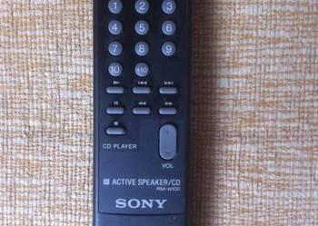 Pilot Sony RM-N100 - odtwarzacz CD