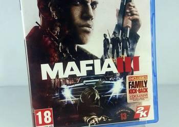 Gra na PS4 Mafia III