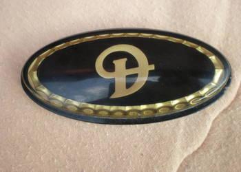 Emblemat kierownicy Jaguar Daimler seria 3.Oryginał.1979 r