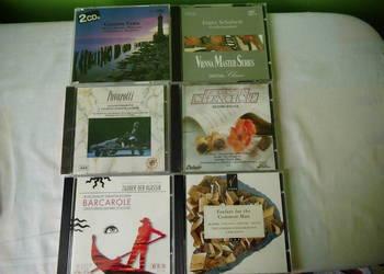 Płyty CD muzyka klasyczna