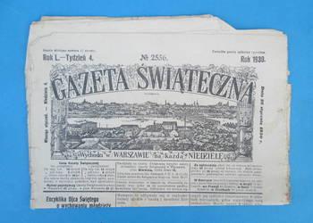 15. Gazeta Świąteczna Rok wydania 1930 - Bezpłatna wysyłka.