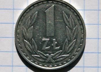 1 ZŁOTY 1985 ROK - POLSKA