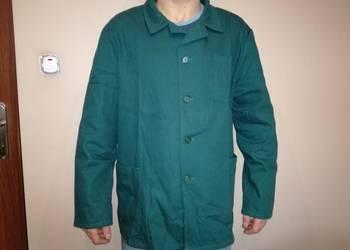 Bluza robocza dłuższa zielona