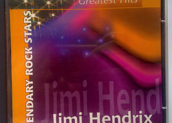 Jimi Hendrix. Greatest Hits. Płyta CD.