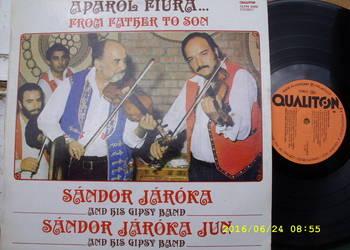 Folk LP ;APAROL FIURA AND HIS GIPS BAND.
