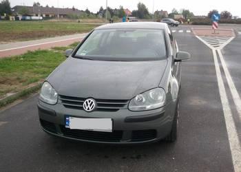 Volkswagen Golf V 1.6 115 KM, bear-lock,zadbany, salon PL