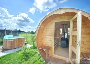 Dom na Mazurach, sauna, jakuzii, kominek - cały dla Państwa