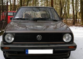 Volkswagen Golf II GTD