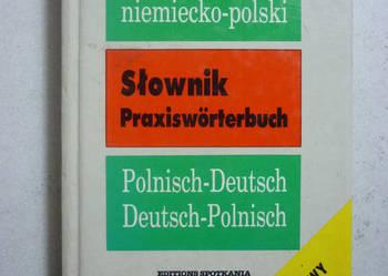 SŁOWNIK POLSKO - NIEMIECKI NIEMIECKO - POLSKI