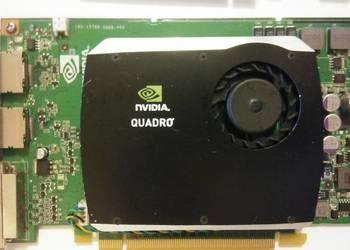 Nowa karta graficzna NVIDIA QUADRO FX580