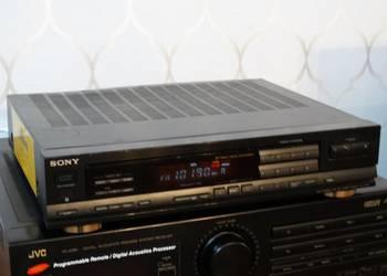 Tuner radiowy cyfrowy Sony ST-V702. WYSYŁKA.