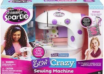 Maszyna do Szycia dla Dzieci Shimmer n 'Sparkle Cra-Z-Art