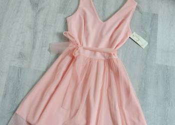 637ddec3 sukienka tiulowa rozkloszowana - Sprzedajemy.pl