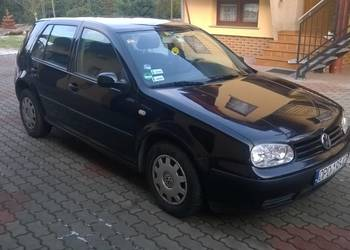 VW Golf 4 SR 1.6 -100KM, Super stan, Klima