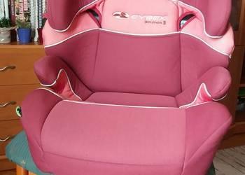 TANIOO!!! Fotelik samochodowy CYBEX Solution S