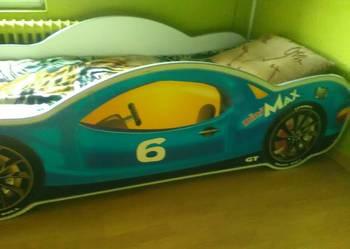 Łóżko samochód
