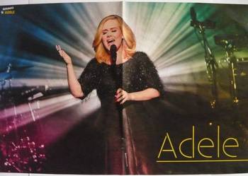 PLAKAT - ADELE BIG BANG