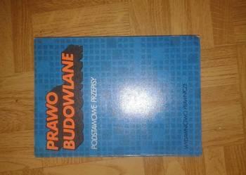 PRAWO BUDOWLANE-PODSTAWOWE PRZEPISY