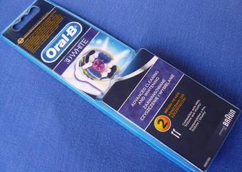 Oral-B 3D White Końcówki 2 sztuki (EB18-2)