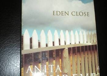 Anita Shreve Eden Close w oryginale po angielsku