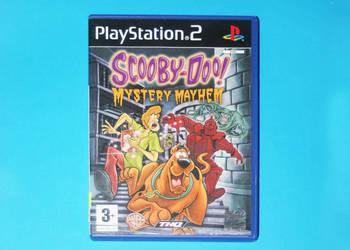 Scooby Doo: Mystery Mayhem (Playstation2   PS2)