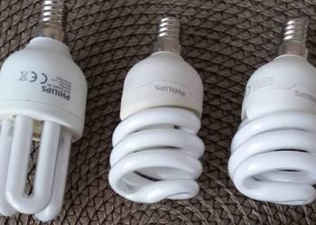 Żarówki energooszczędne 3 szt Philips