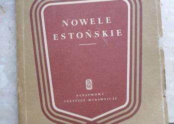 Nowele estońskie - praca zbiorowa