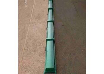 Forma stalowa do produkcji słupków do siatki 3,5 m