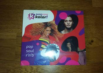 RADIO KOLOR - Pop Soul Rnb [2CD] nowa folia