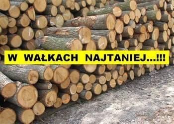 Drewno Kominkowe Opałowe SOSNA BRZOZA DĄB GRAB JESION OLCHA