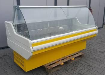 Lada chłodnicza witryna Essytemk Dorado 2m. Transport