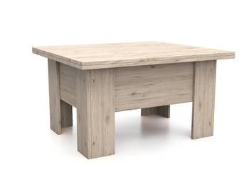 Stół Ława rozkładana podnoszona, ławostół ELVIS dąb san remo