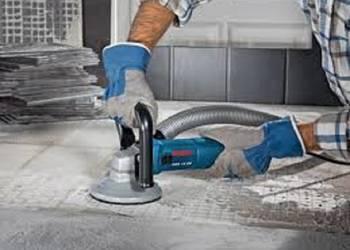 Szlifierka do betonu BOSCH 1700W wypożyczalnia wynajem