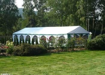 Wypożyczalnia, Wynajem namiotów Plenerparty