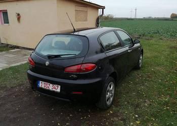 Alfa Romeo 147 2007r. 1.9 JTD. ZAREJESTOWANA!