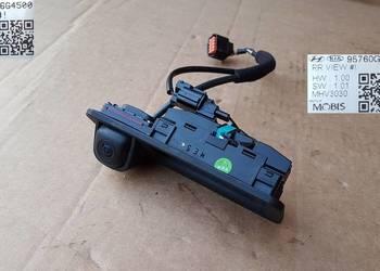 Hyundai i30 kamera cofania klamka stycznik klapy bagażnika