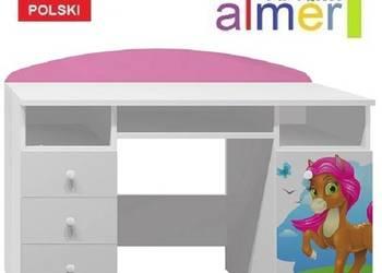 KUCYK 34 - B7 biurko dziecięce 120x50 w.74