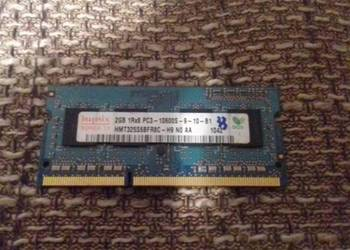 Pamięć RAM 2GB do laptopa