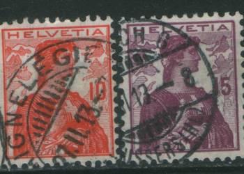Zn. Szwajcaria Mi 114,  6 kas 1909