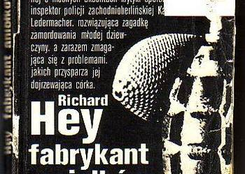 (8130) FABRYKANT ANIOŁKÓW I SPÓŁKA – RICHARD HEY