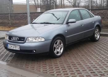 Audi a4 b5 2.4 V6 LPG LIFT climatronik xenon szyberdach