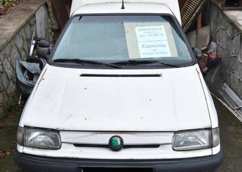 Skoda Pickup 1.9D oryginalny przebieg 145tyś !! Pilne !