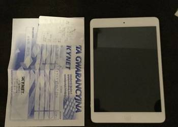 Sprzedam iPad mini srebrny