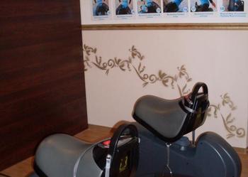 Jeździec Fitness sprzęt treningowy siłownia-sprzedam