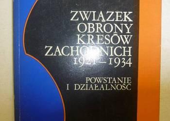 ZWIĄZEK OBRONY KRESÓW ZACHODNICH 1921-1934