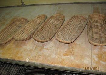 Pierkarnia akcesoria koszyki łopaty formy baranek waga deski