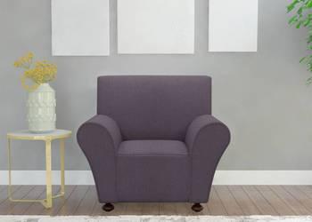 vidaXL Elastyczny pokrowiec na fotel, z dżerseju 131082